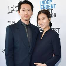 The Walking Dead's Steven Yeun and Joana Pak Welcome Baby No. 2 - E! Online