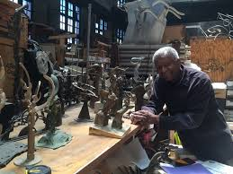60 Years of Sculpture with Richard Hunt   Chicago News   WTTW