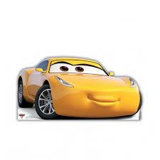 Cruz Ramirez Disney Pixar Cars 3 Cardboard Cutout Standee Standup