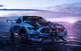 sports car ford mustang shelby ford