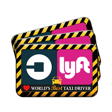 Buy Uber Lyft Sign Driver Magnet Reflective Reminder Decal Texi Signs For Car 3 Pack In Cheap Price On Alibaba Com