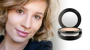 mac makeup studio fix powder review