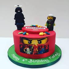 Amazing LEGO Cake Ideas
