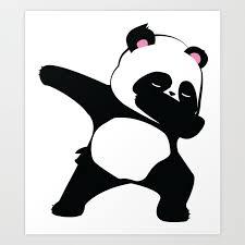 panda dabbing wallpapers top free
