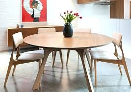 6 seat circle dining room tables in