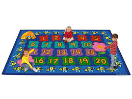 Numbers Letters Activity Carpets At Lakeshore Learning