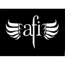 Afi Band Window Decal