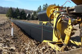 Erosion Control And Silt Fence Dwr Drainage
