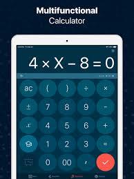 calculator equation solver app