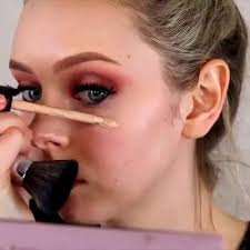 flirty valentines day makeup tutorial