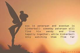 exorapper exo peterpan quotes for all exo fans ㅠㅠ t co