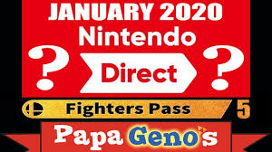 January 2020 Nintendo Direct This Week ...