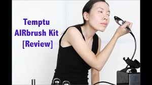 temptu airbrush system 2 0 deluxe