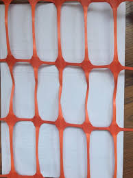 Red Hdpe Anti Uv Construction Safety Net Fence Netting 80gsm 200gsm