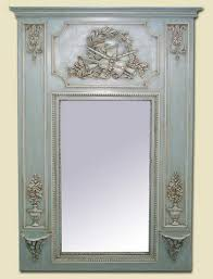 french trumeau mirror chabby chic antic
