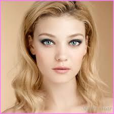 makeup ideas blue eyes blonde hair