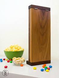 wood candy machine diy dispenser