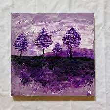 Purple Plains by Abigail Beck