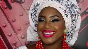 traditional nigerian bridal makeup