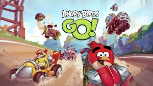Angry Birds Go! New Update Introduces Local Multiplayer Mode ...
