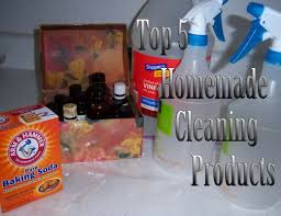 top 5 homemade cleaning s