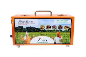 Solar Fence Energizer With Battery 5000 Kv Rs 3650 Piece Ansh Exim Id 22197159588