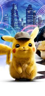 detective pikachu 1440x3040