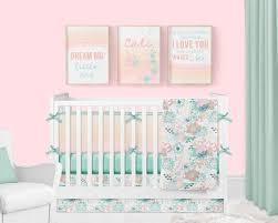 ocean baby girl nursery fl crib