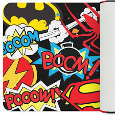 Superhero Rug Playroom Rug Superhero Room Decor Kids Playroom Decor Child Be Wild