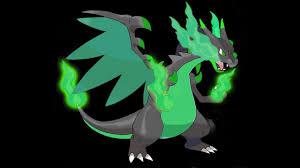 Pokemon Charizard Z