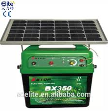 40 Km Solar Electric Fence Energizer With Box View Waterproof Electric Fence Energizer Box X Stop Product Details From Sc Elite Ltd On Alibaba Com