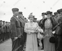 Queen Elizabeth Rosalind Hamilton Duchess Abercorn Queen Editorial Stock  Photo - Stock Image | Shutterstock