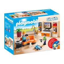 Shop Playmobil Creative Kids Modern House Mega Toys Kit Indoor Games Overstock 25599172