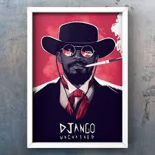 Quadro Django (23x31cm) Várias Cores no Elo7 | CADA UM NO SEU ...