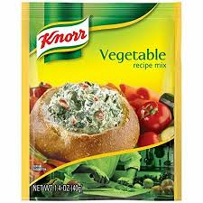 unilever bestfoods knorr vegetable soup