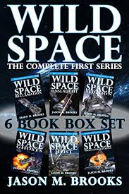 Amazon.com: Wild Space: The Complete First Series: 6 Book Box Set eBook:  Brooks, Jason M.: Kindle Store