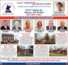 Our Reputation Speaks For Itself, Gay Smith Associates, Sidney, OH