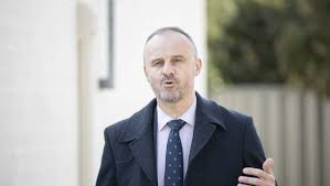 A pattern': Andrew Barr says groups ...