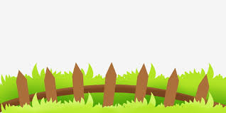 Exuberant Grass Fence Illustration Exuberant Grass Cartoon Illustration Ground Illustration Png Transparent Clipart Image And Psd File For Free Download