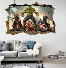 Best Top 10 Avenger Wall Decals List And Get Free Shipping Fbc2f02h