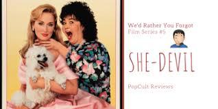 Movie Review – She-Devil