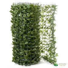 Artificial Fake Plants Ivy Fence Roll 1m X 3m Uv Treated Ebay
