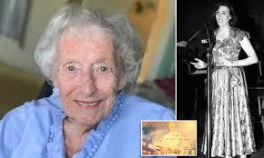 Dame Vera Lynn turns 103 by sharing ...