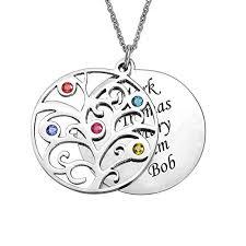 family tree necklace co uk