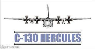 Usaf Air Force C 130 Hercules Decal 5 5 Ebay