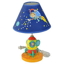 Outer Space Lamp For Kids