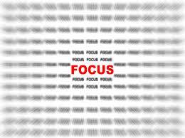 eye exercises for blurred vision