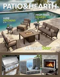 patio hearth product report september