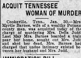 Myrtle Barnes murder acquittal Della Judd - Newspapers.com