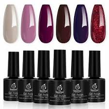beetles gel nail polish set 6 colors